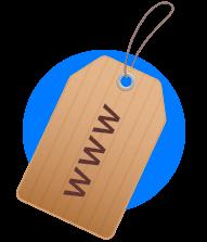 etiqueta-escrito-www-demonstrando-dominio-proprio-em-seu-site-administravel