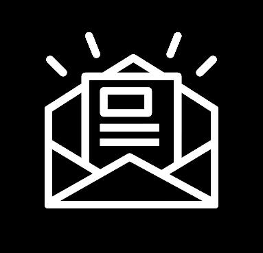 icone-de-uma-carta-aberta-site-administravel